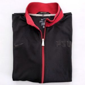 Nike FSU Seminoles Full Zip Men's Jacket XL